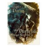 Somos hijos de Durin Postal