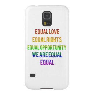 ¡Somos iguales! Funda De Galaxy S5