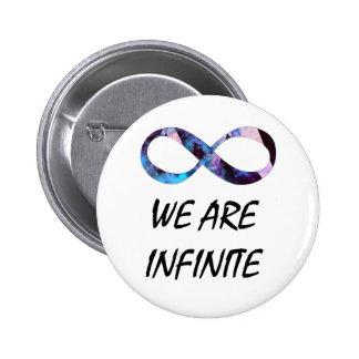 Somos infinitos pins