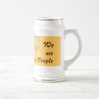 Somos la gente Stein Tazas De Café