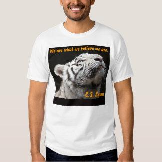Somos lo que creemos que somos camisas