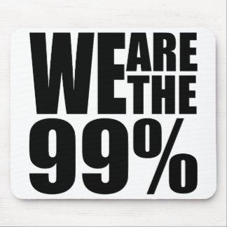 Somos los 99% Mousepad