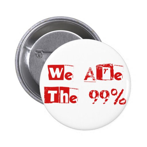 Somos los 99% pins