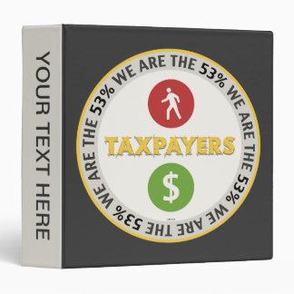Somos los contribuyentes del 53%