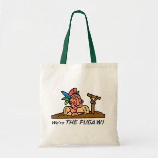 Somos LOS FUGAWI - la bolsa de asas