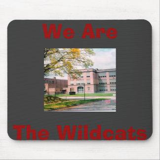 Somos, los gatos monteses tapetes de raton