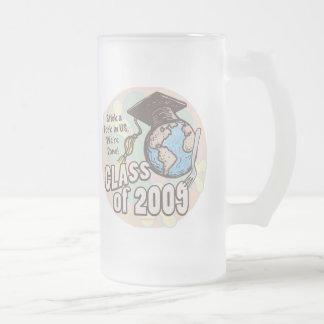 Somos los regalos hechos 2009 de la camisa de la taza de cristal