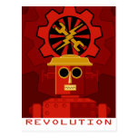 Somos los robots tarjetas postales