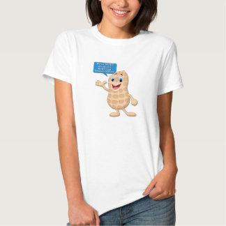 Somos Nuts para usted camiseta de la entrega Remera