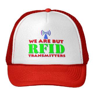 Somos pero los transmisores del RFID Gorra
