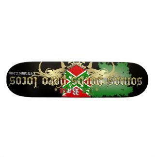 Somos Pocos Skateboard Deck