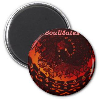 Somos SoulMates Imán