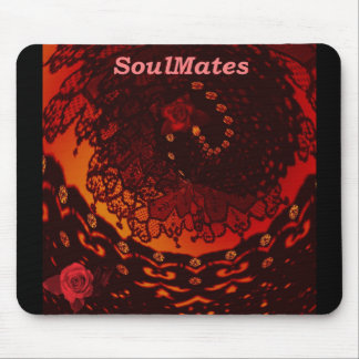 """Somos SoulMates "" * Tapete De Raton"