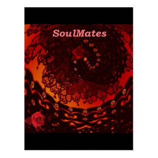 """""""Somos SoulMates """" * Postal"""