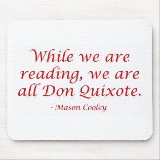 Somos todo el Don Quijote