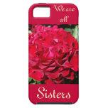 Somos todo el iPhone de las hermanas 5 regalos de  iPhone 5 Funda