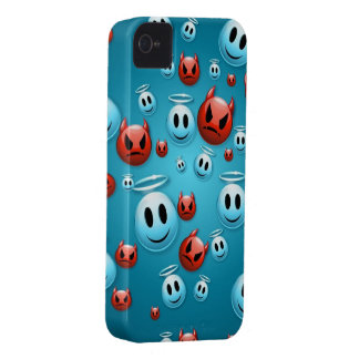 Somos todos buen y mún caso del iPhone 4 iPhone 4 Case-Mate Fundas