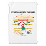 Somos todos ingenieros genéticos (el empalmar del  iPad mini cobertura