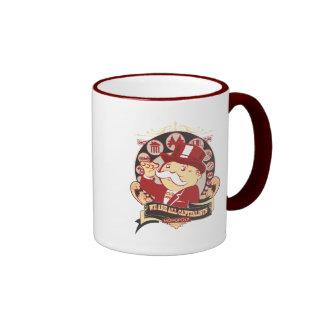 Somos todos los capitalistas tazas de café