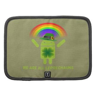 Somos todos los Leprechauns el arco iris de Bugdr Planificadores