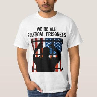 Somos TODOS PRESOS POLÍTICOS ** Polera