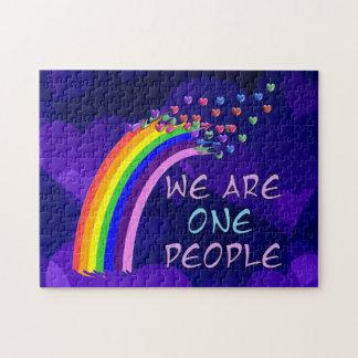 Somos una personas puzzles