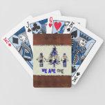 Somos uno baraja de cartas