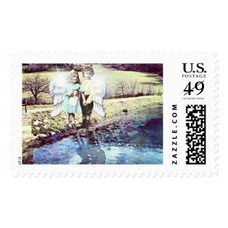 Somos uno - grande timbres postales