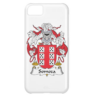Somoza Family Crest Cover For iPhone 5C