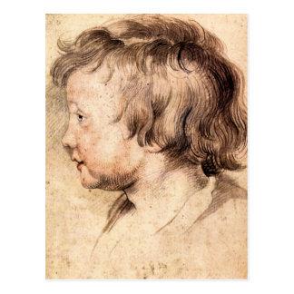 Son Albert by Paul Rubens Postcards