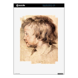 Son Albert by Paul Rubens Decals For The iPad 2
