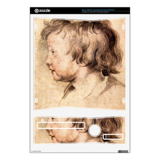 Son Albert by Paul Rubens Decals For The Xbox 360 S