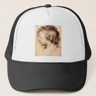 Son Albert by Paul Rubens Trucker Hat