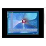 Son and Daughter-in-Law -  Wedding Congratulations Greeting Card