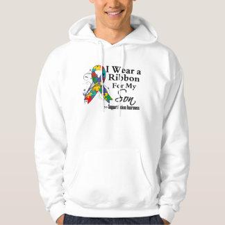 Son - Autism Ribbon Sweatshirt