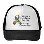Son - Autism Ribbon Trucker Hat