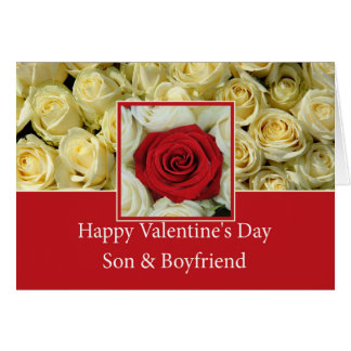 Son U0026amp; Boyfriend Happy Valentineu0026#39 ...