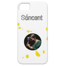 Son cents' iphone case