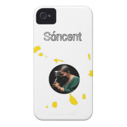 Son cents iphone case