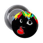 Son de negro pinback buttons