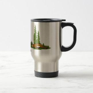 Son Family Hunting Travel Mug