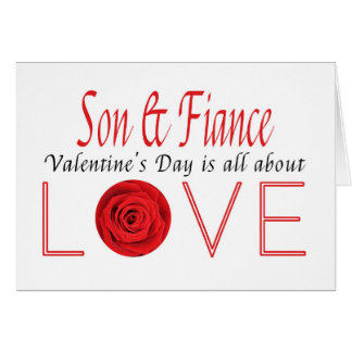 Son U0026amp; Fiance Happy Valentineu0026#39 ...