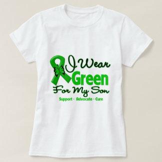 Son - Green  Awareness Ribbon T-Shirt