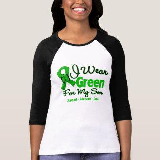 Son - Green  Awareness Ribbon Shirt