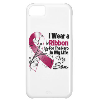 Son Hero in My Life Head Neck Cancer iPhone 5C Cases