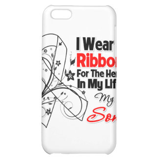 Son Hero in My Life Lung Cancer iPhone 5C Cover