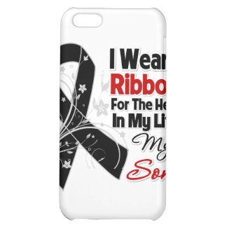 Son Hero in My Life Skin Cancer Cover For iPhone 5C
