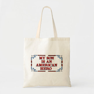 Son Hero Tote Bag