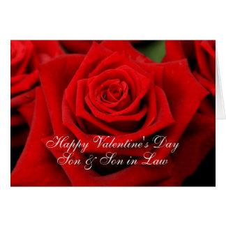 Son U0026amp; Husband Happy Valentineu0026#39;s Day ...