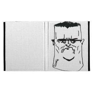Son I am Disappoint Comic Face iPad Folio Covers